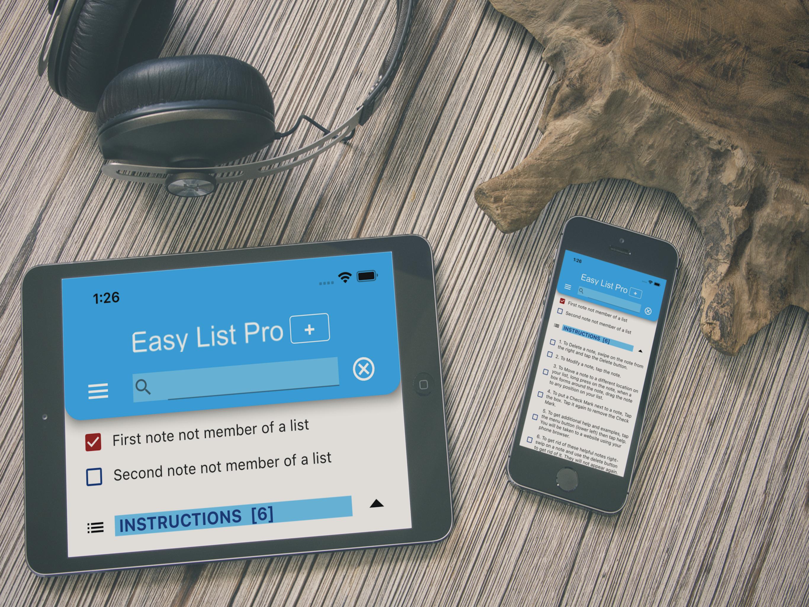 EasyList Pro