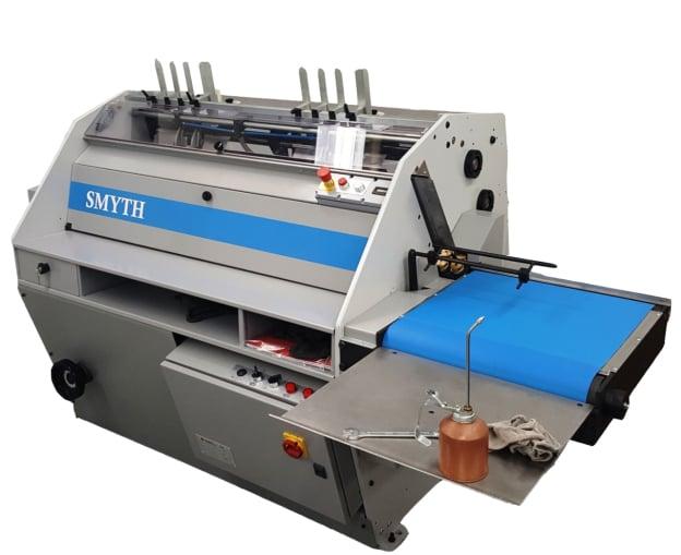 Smyth automatic tipping machine