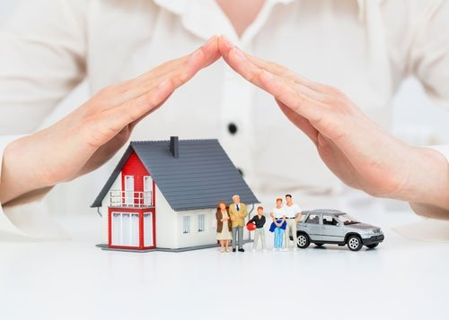 Vehicle, Home, and other Investments Proper Protection