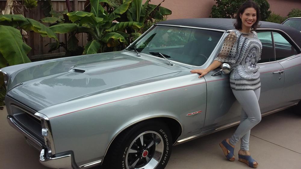 1966 Pontiac GTO 389