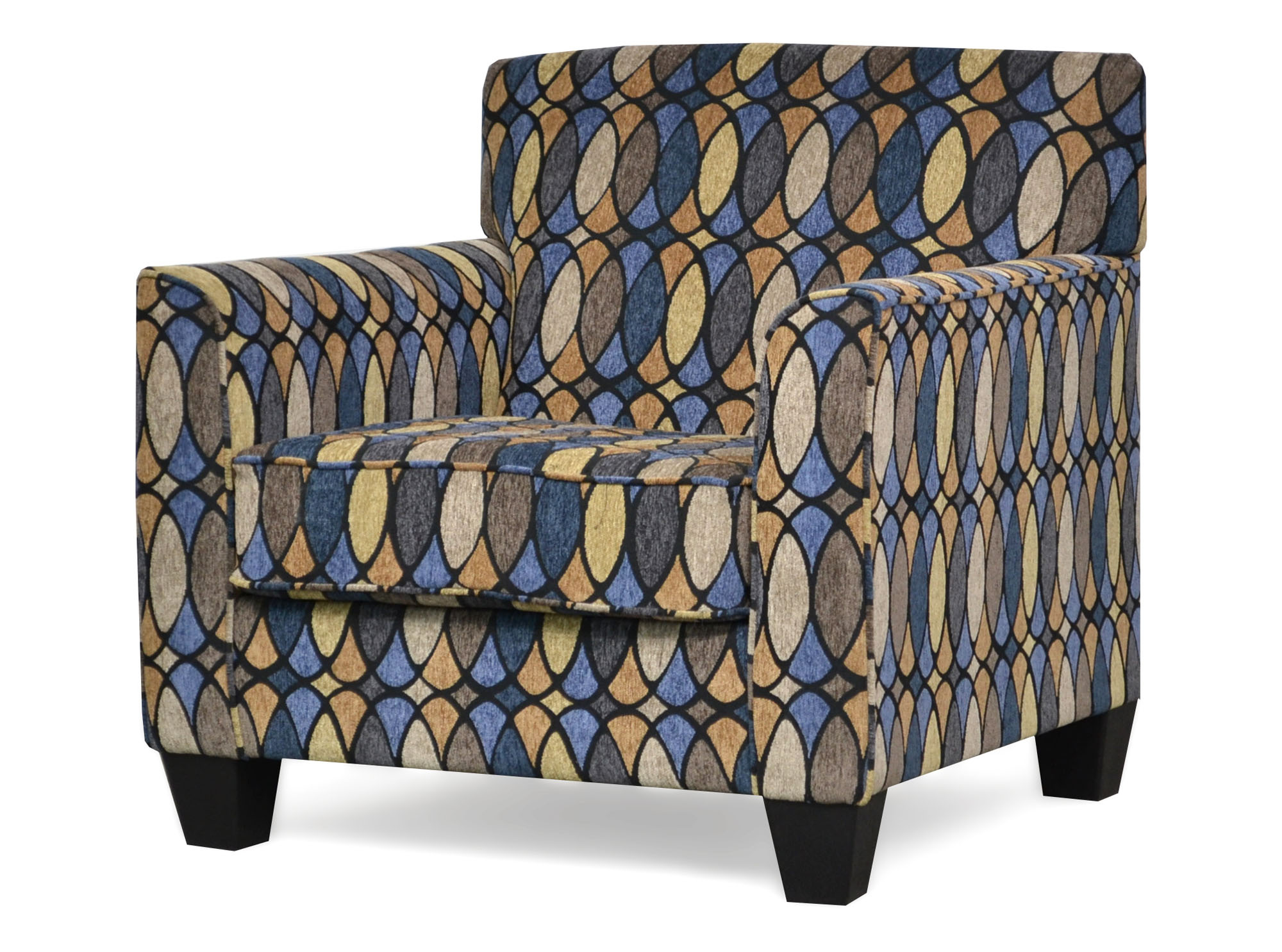 900 Sara Deco Accent Chair