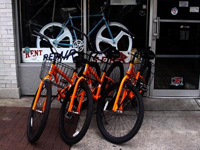 Cruiser Rental Bikes