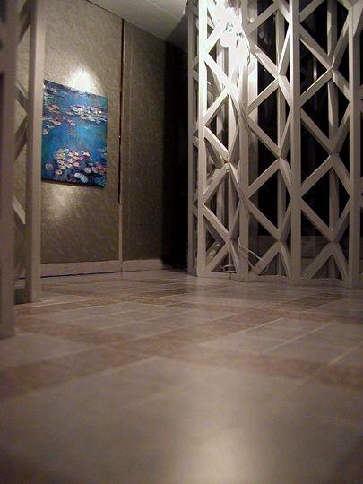 Aqualina Interior