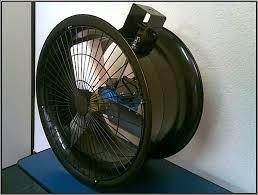 Ventilador Industrial Axial turbo standard
