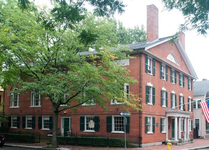 Hamilton Hall - Salem, Ma