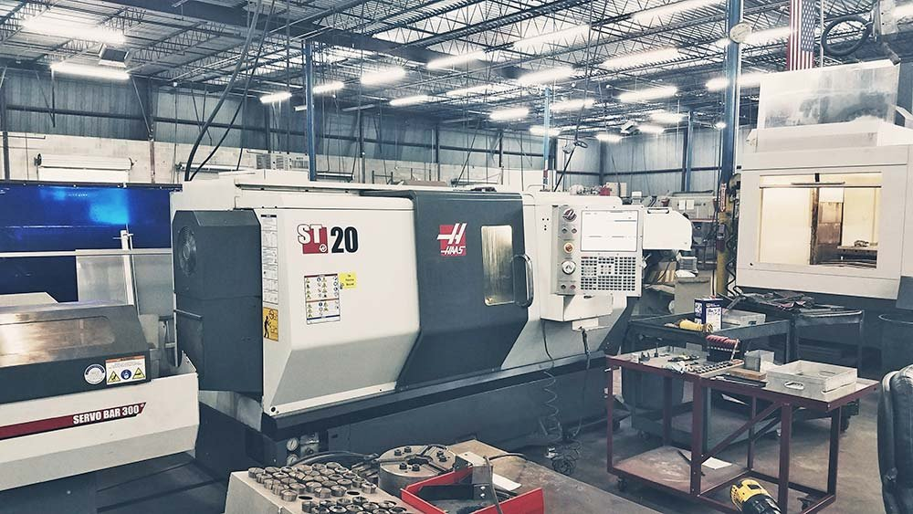 Haas ST-20 Turning Center