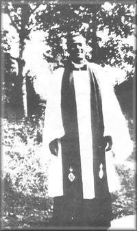 Very Revd. G.O.L Palmer  Principal  1964 - 1970
