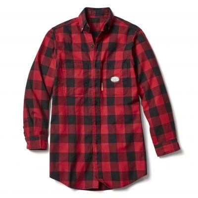 9 Rasco Buffalo Plaid Work Shirt 400x400