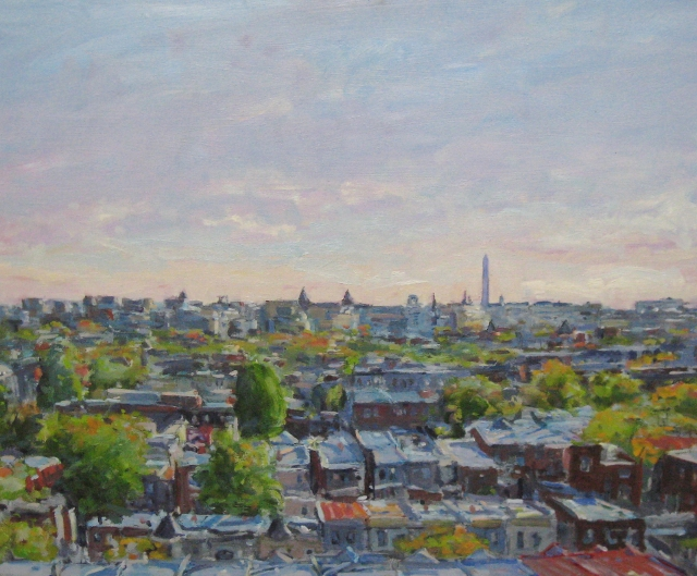 Francis, DC View