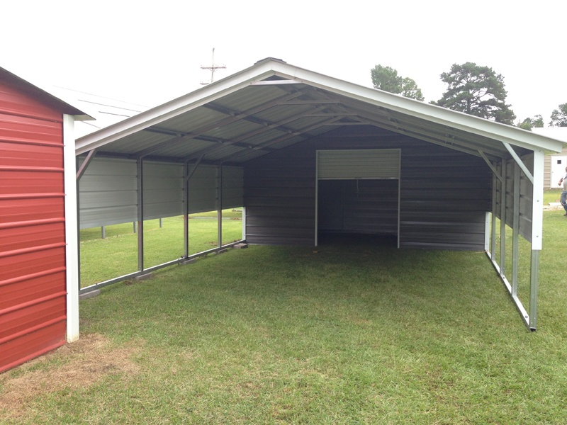 Large Open Carport