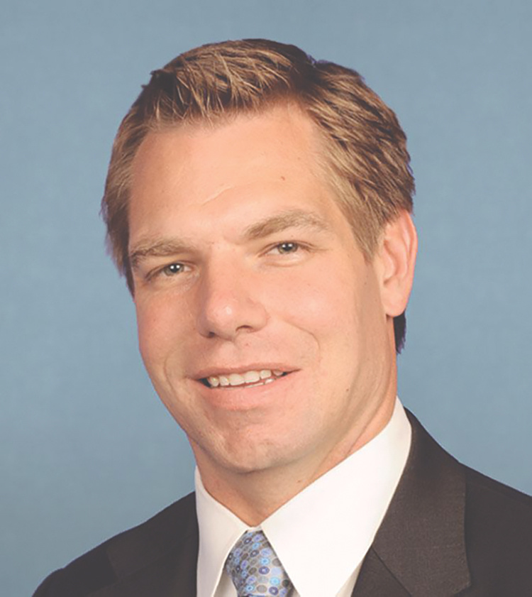 d7ae6f0970 Swalwell Risks Safe Political Future if he Seeks Presidency