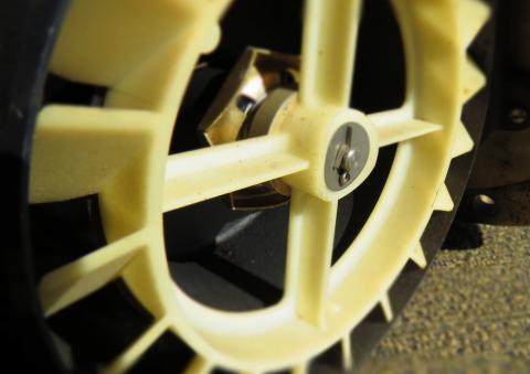 Gas Meter Wheel