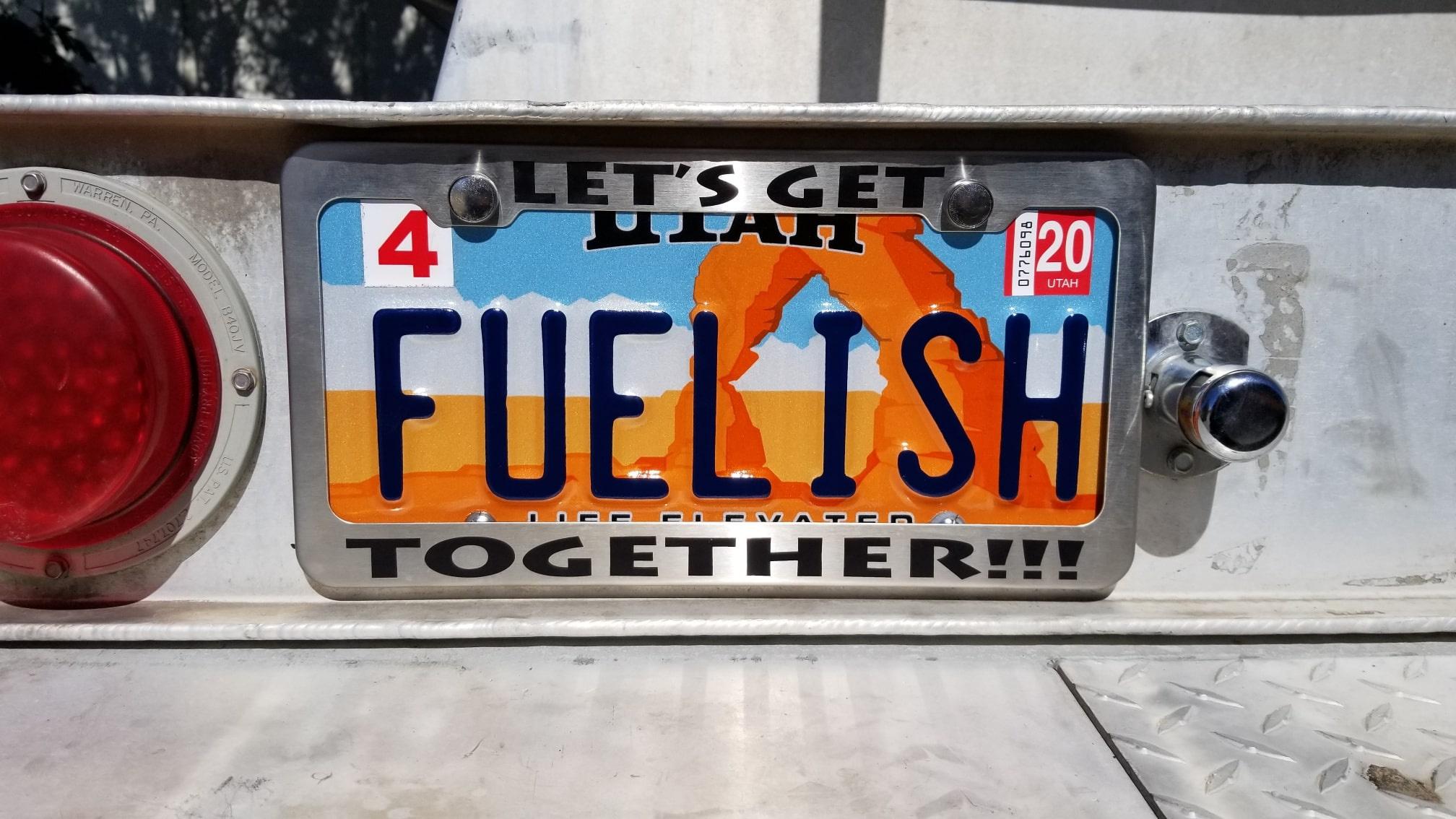 Fuelish Plate