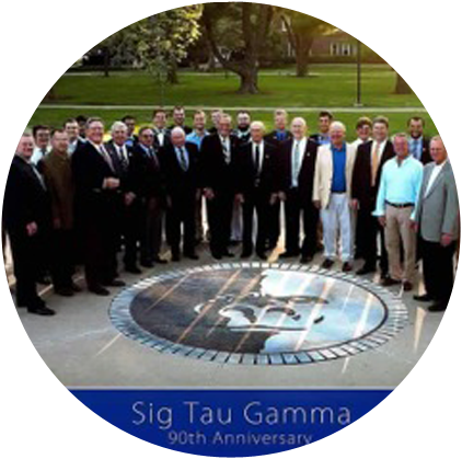 Sig Tau Gamma Group