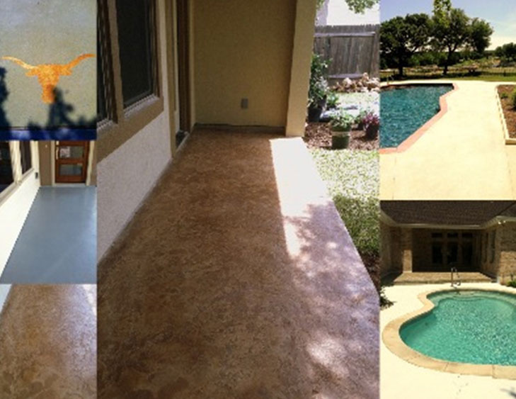 Concrete Floor Projects