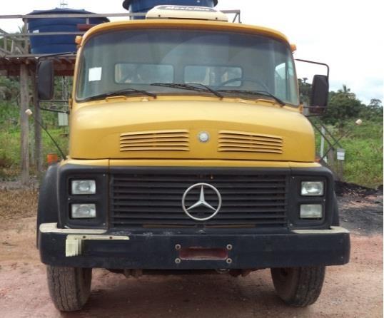 Caminhão Pipa MB
