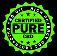 Certified Pure CBD Products
