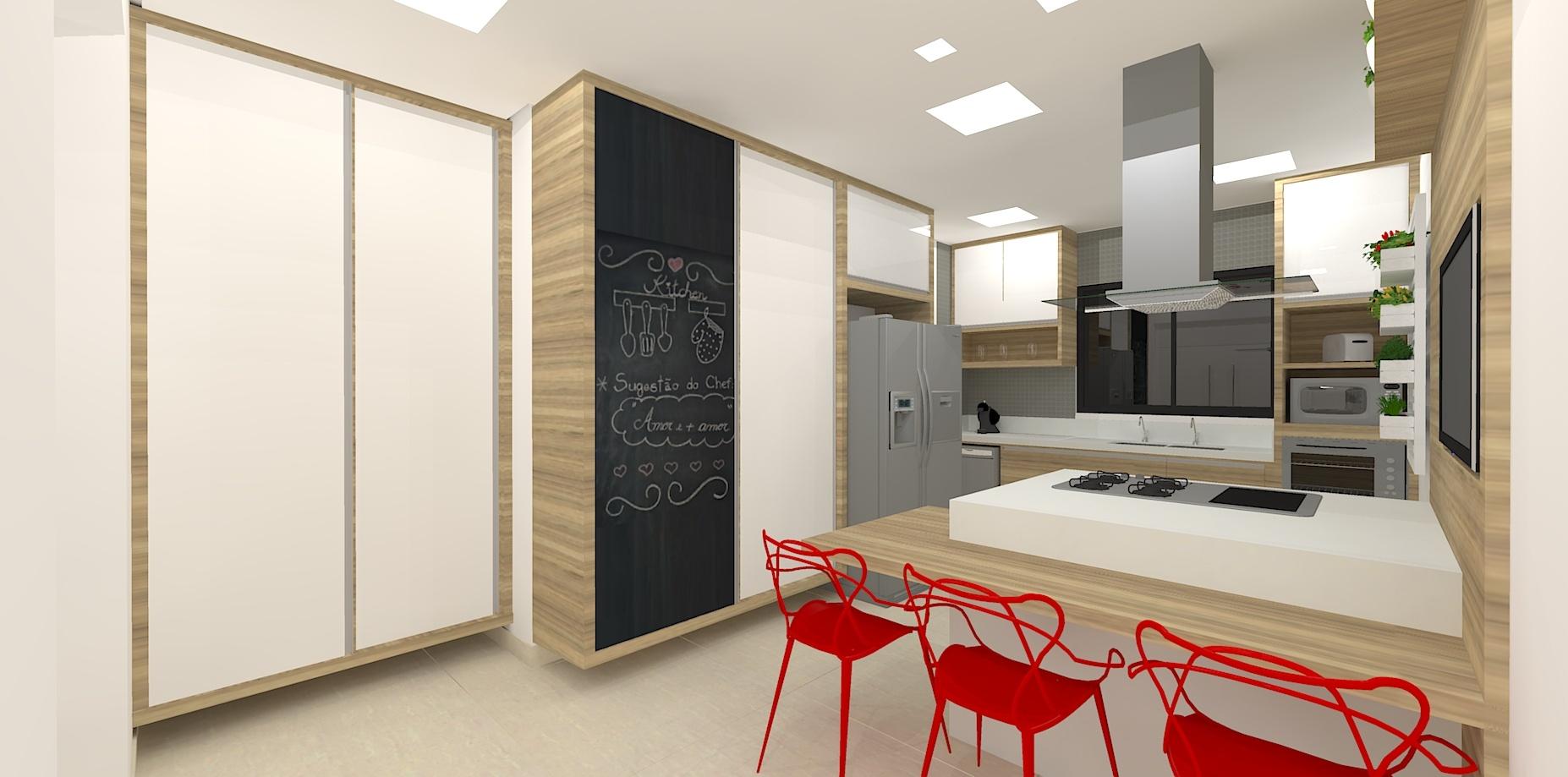 3D/Cozinha - Saúde