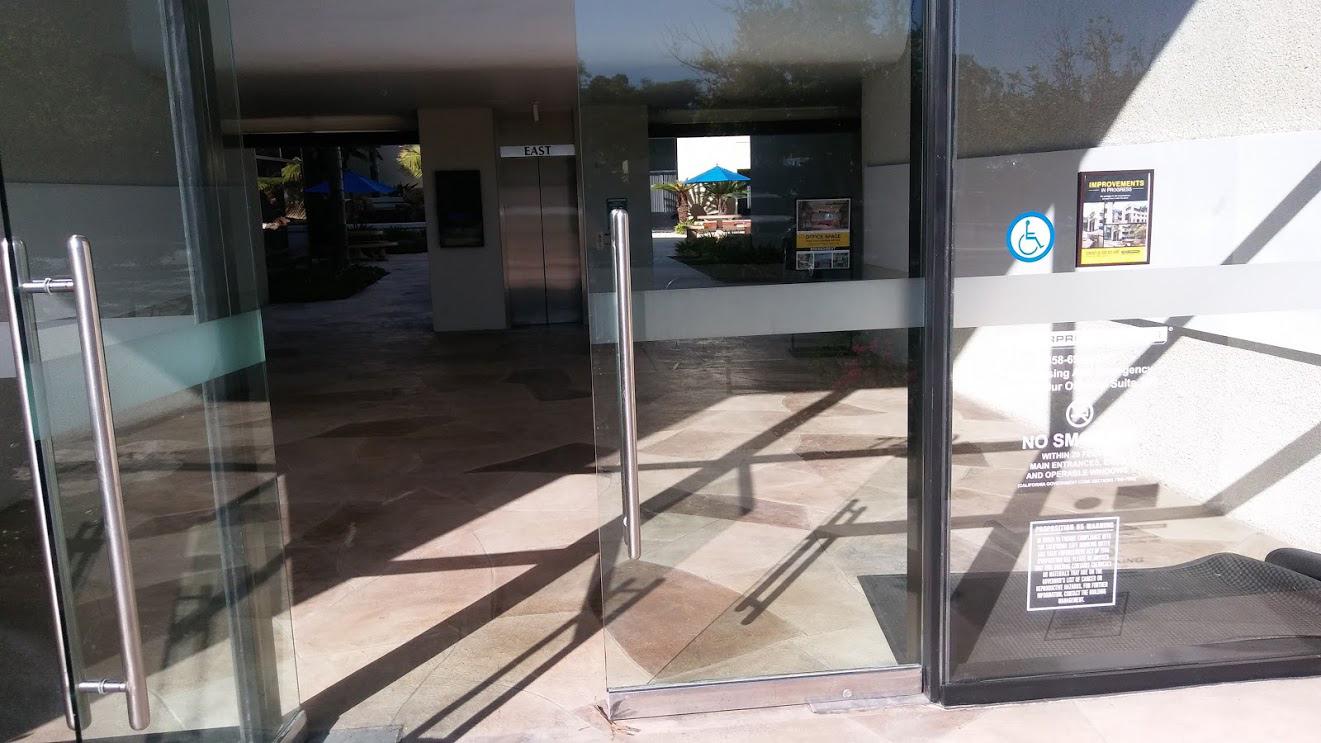 Entrance Flooring
