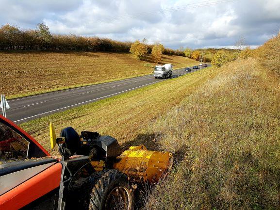 Grass Cutting - Bedfordshire
