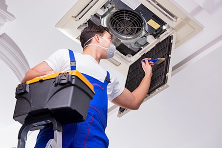 Worker Repairing