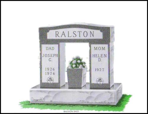 Ralston D921