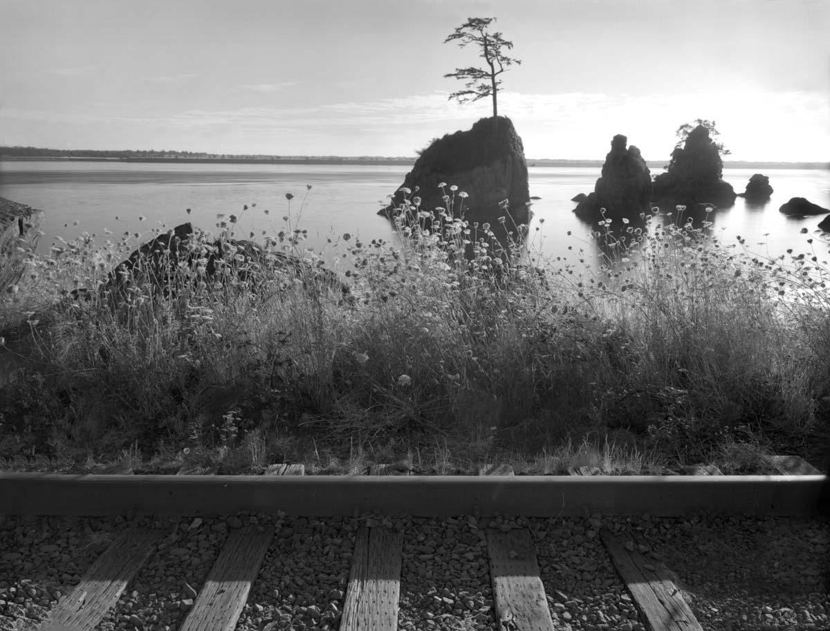 Rockaway Railroad Tracks
