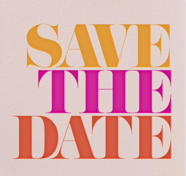 10 Unique Save The Date Ideas   Bridal Musings