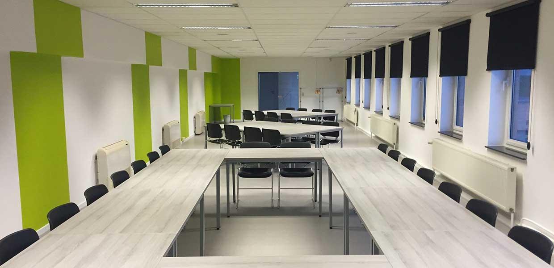 Modern Coworking Office