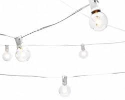 50' Bistro Light Strand LED $10/day or weekend