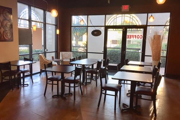 Coffee Shop Interior 3