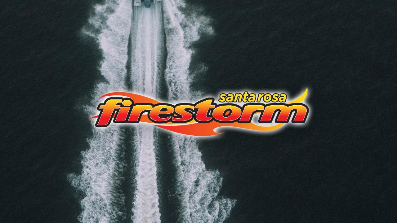 firestorm boat grapic