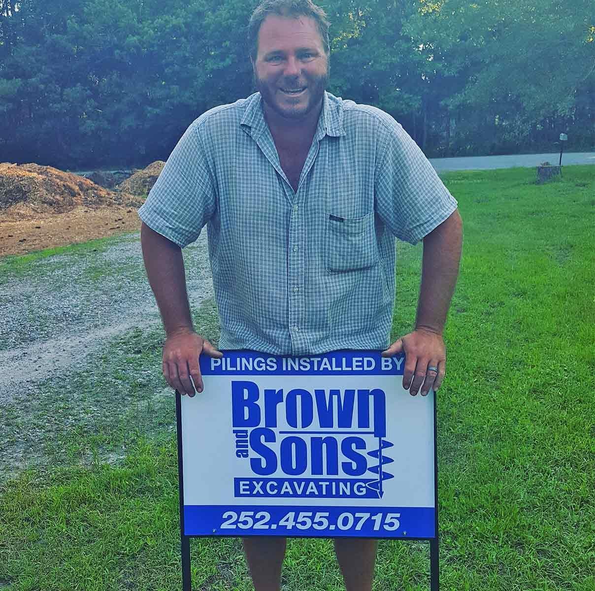 Excavation Company Owner