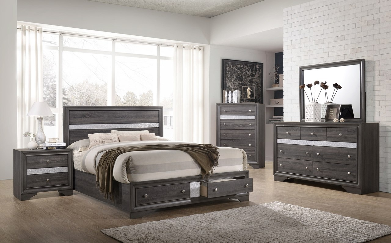 B4650 Bedroom Set