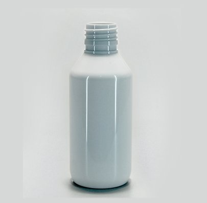 BOTELLA 120 ML CIL BLANCA