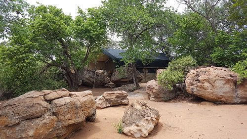 Rock Tent