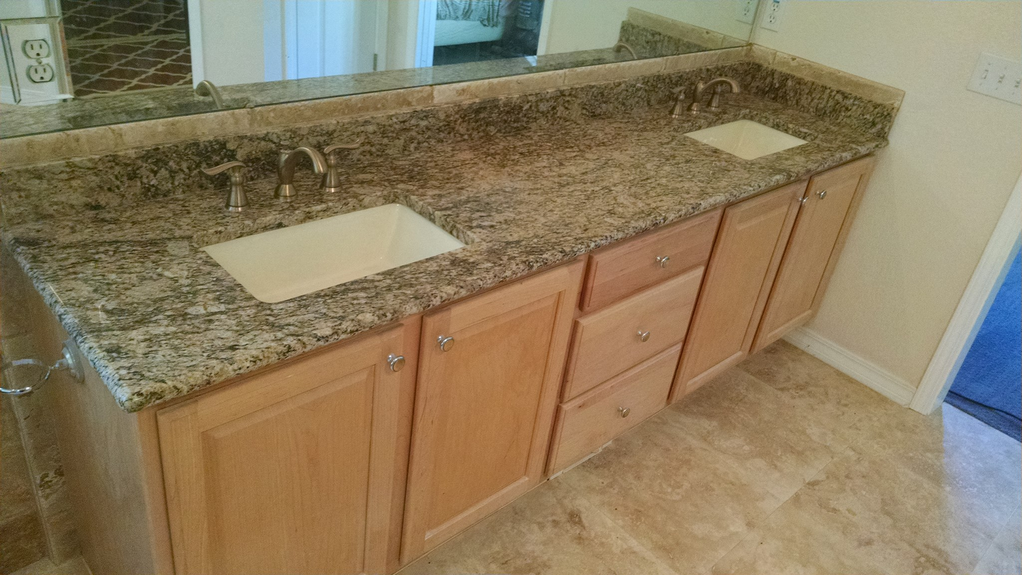 View The Pictures Of Bathroom Remodeling Projects Done By 21st Century Marble Granite Inc In Pensacola Fl