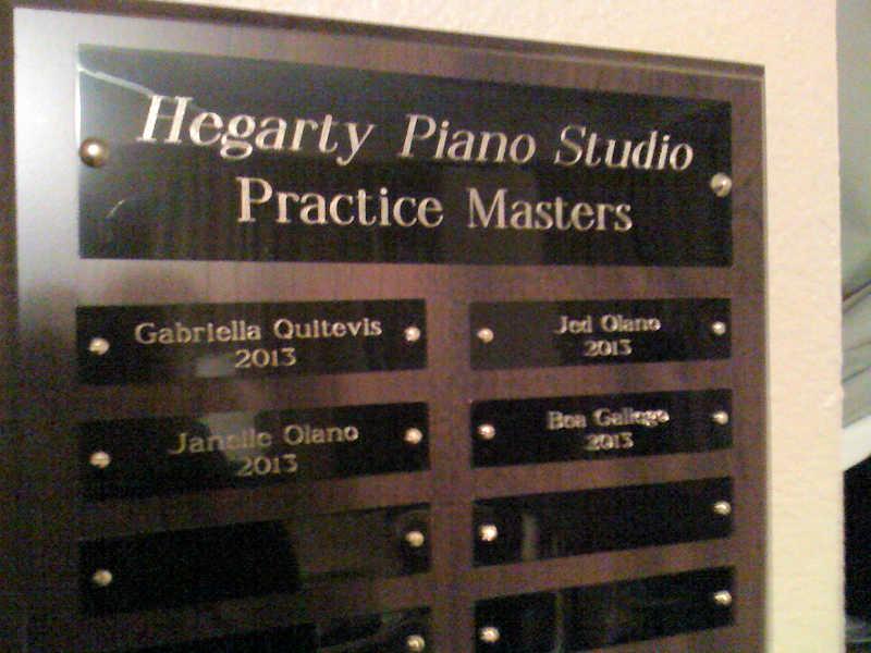 Practice Masters