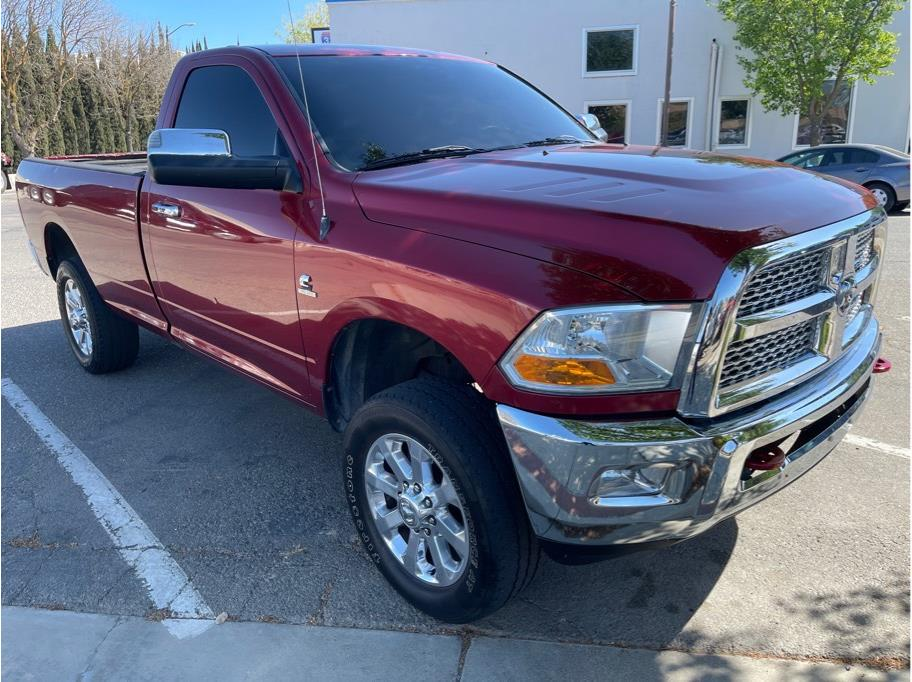 2012 Ram 2500 Regular Cab SLT Pickup 2D 8 ft $29,995 Miles: 85,000 Drive: 4WD Trans: Automatic, 6-Spd Engine: 6-Cyl, Turbo Diesel, 6.7 Liter VIN: 179136