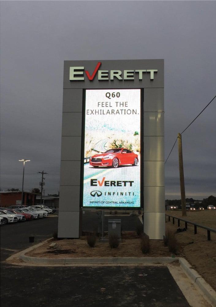 Everett Infinity Benton, AR