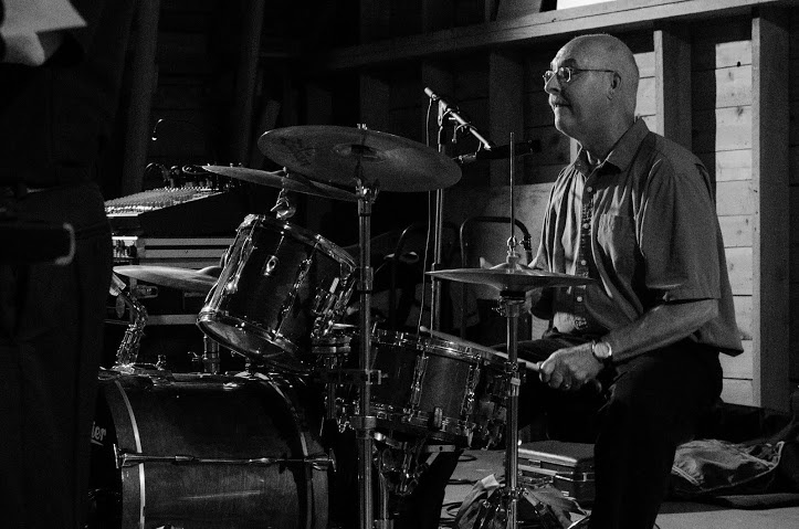 Brian - Drumming is his madness.