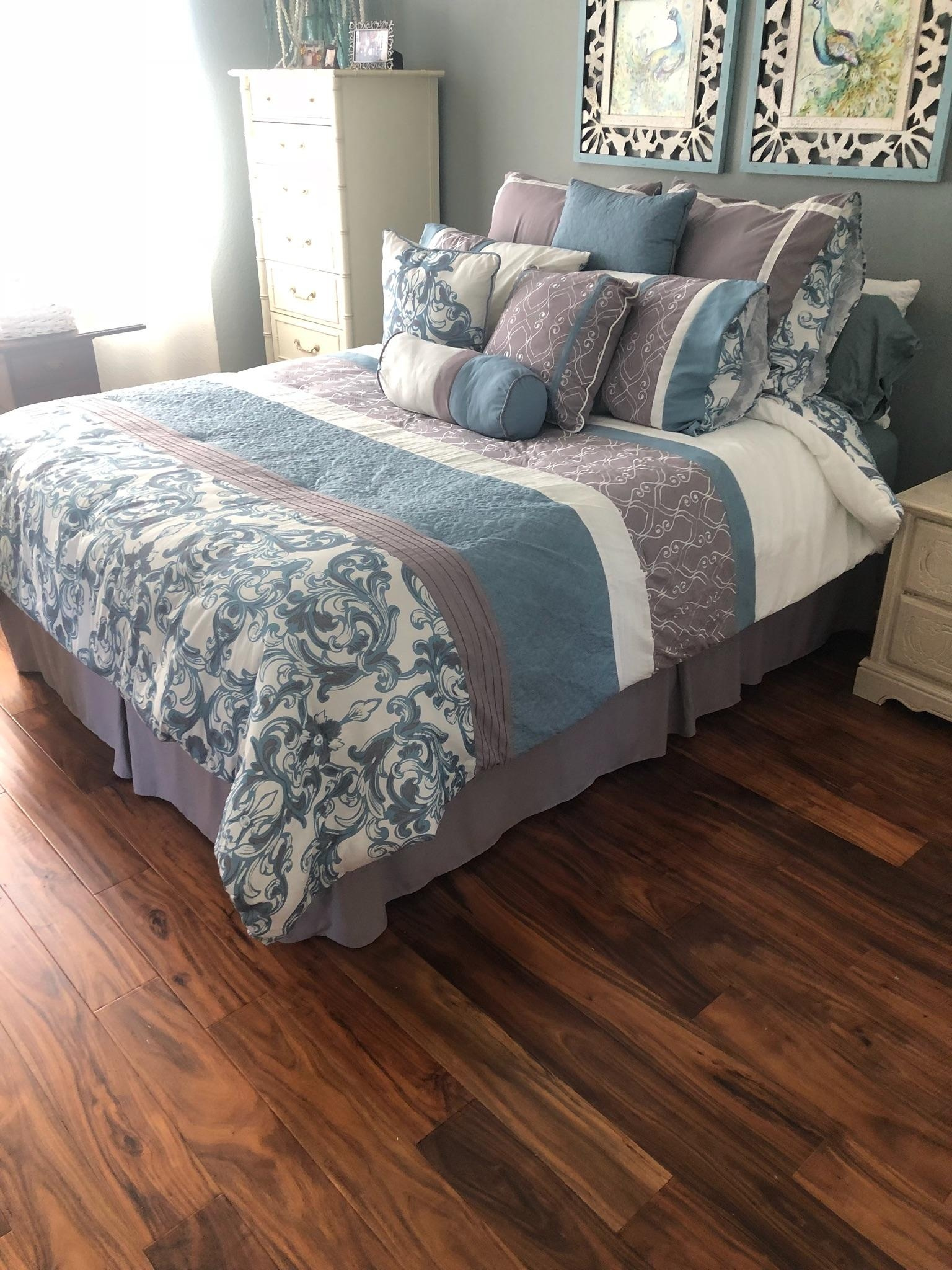 Acacia Wood Flooring by Urban Floor