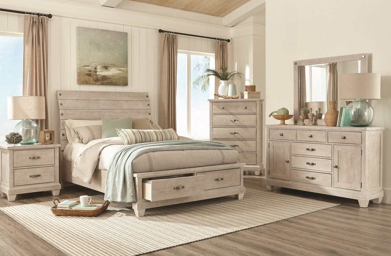 B7131WBR Bedroom Set