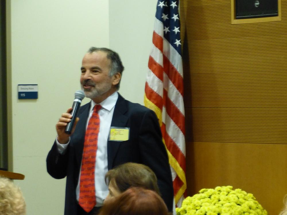 Ben Simon, Director of Palo Alto Chamber Orchestra