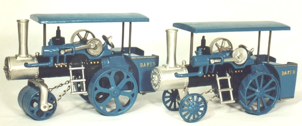 Baker Roller and Engine