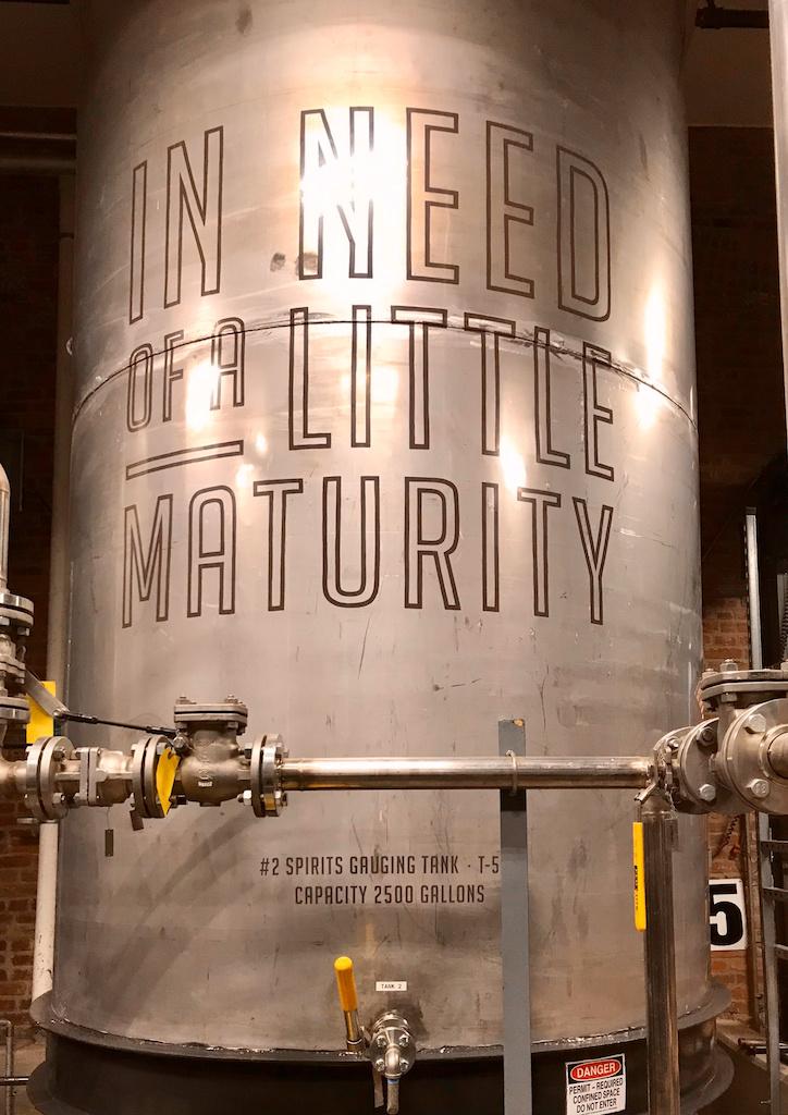 Spirit Tank #2 - Angel's Envy Angel's Envy Distillery