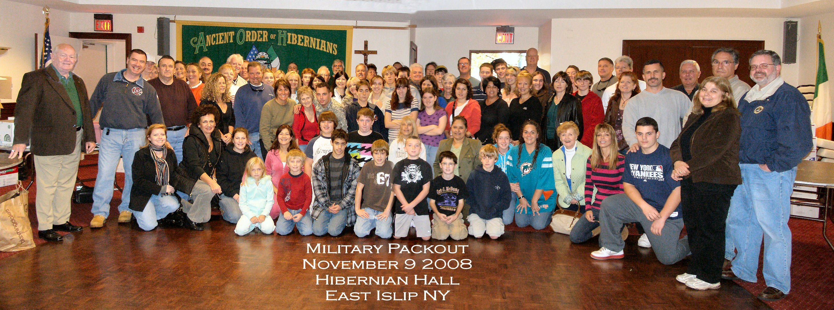 Military Pack Out - Nov 9 2008