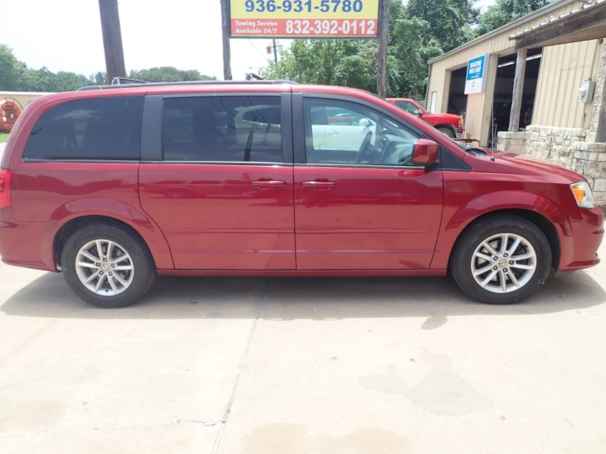 2014 Dodge Caravan Repairs Completed