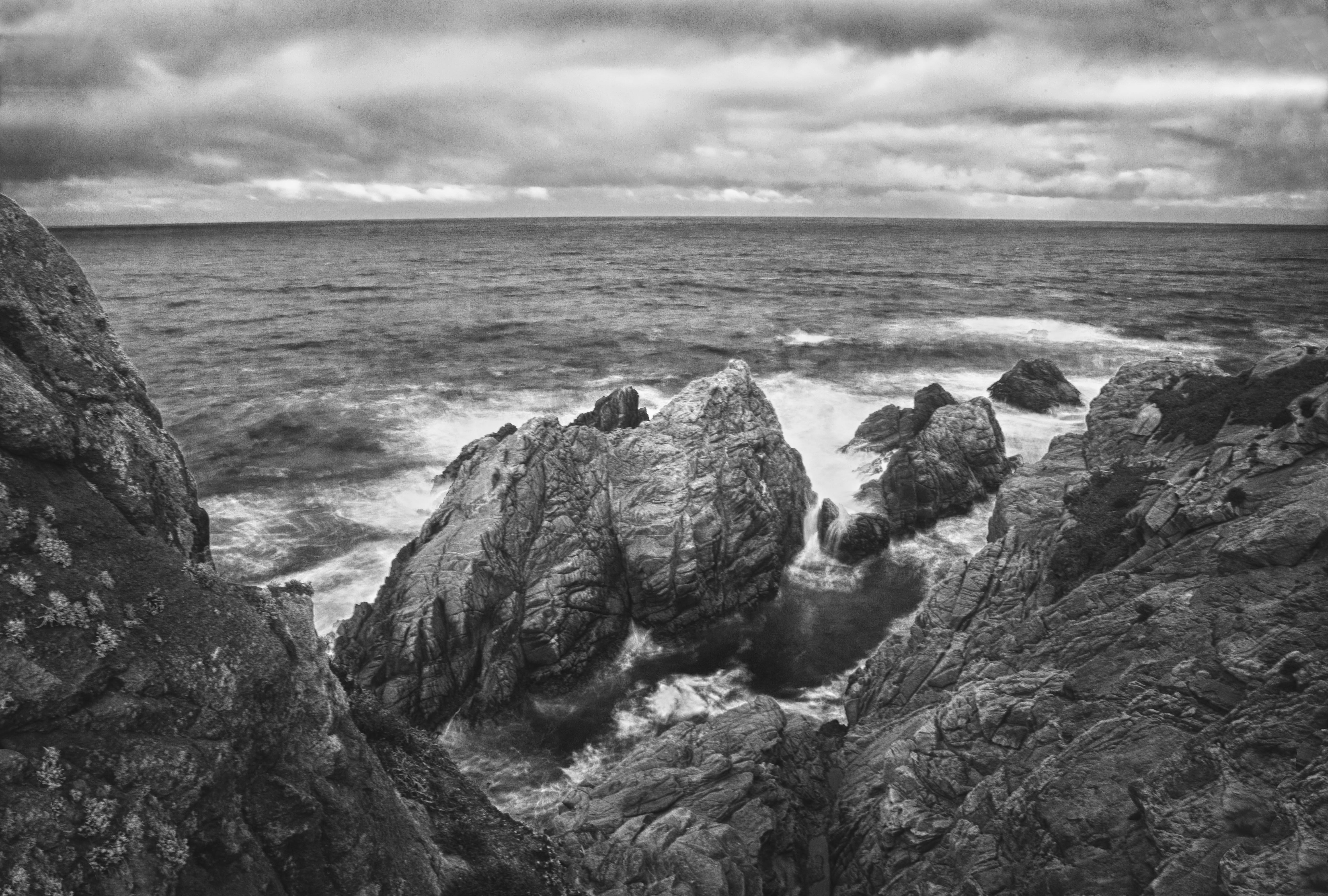 Point Lobos Restless Shore