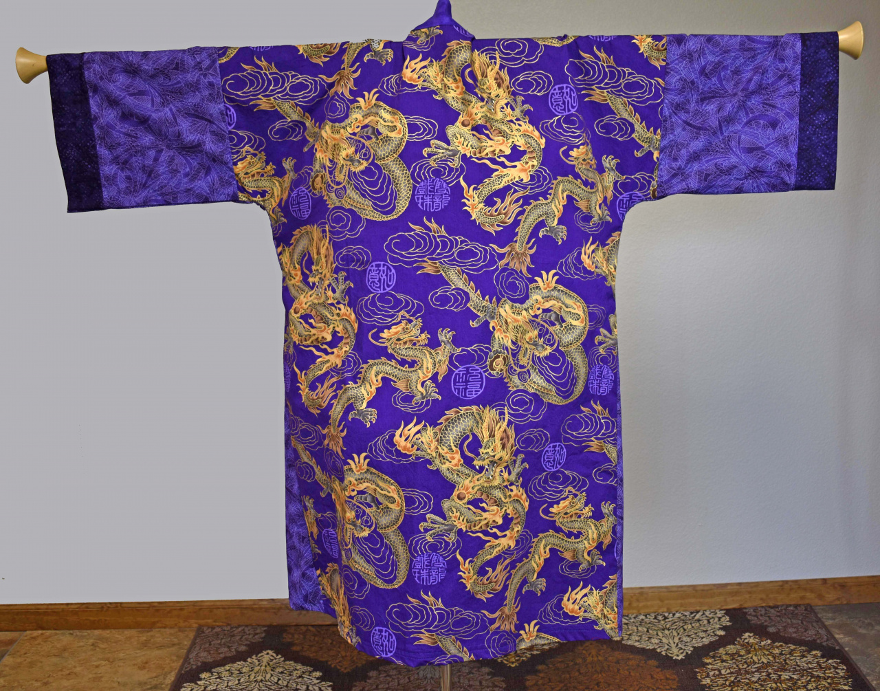 Purple Dragon Size XL